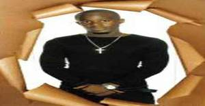 (gnose....black) 36 years old I am from Dagenham/Greater London, Seeking Dating Friendship with Woman